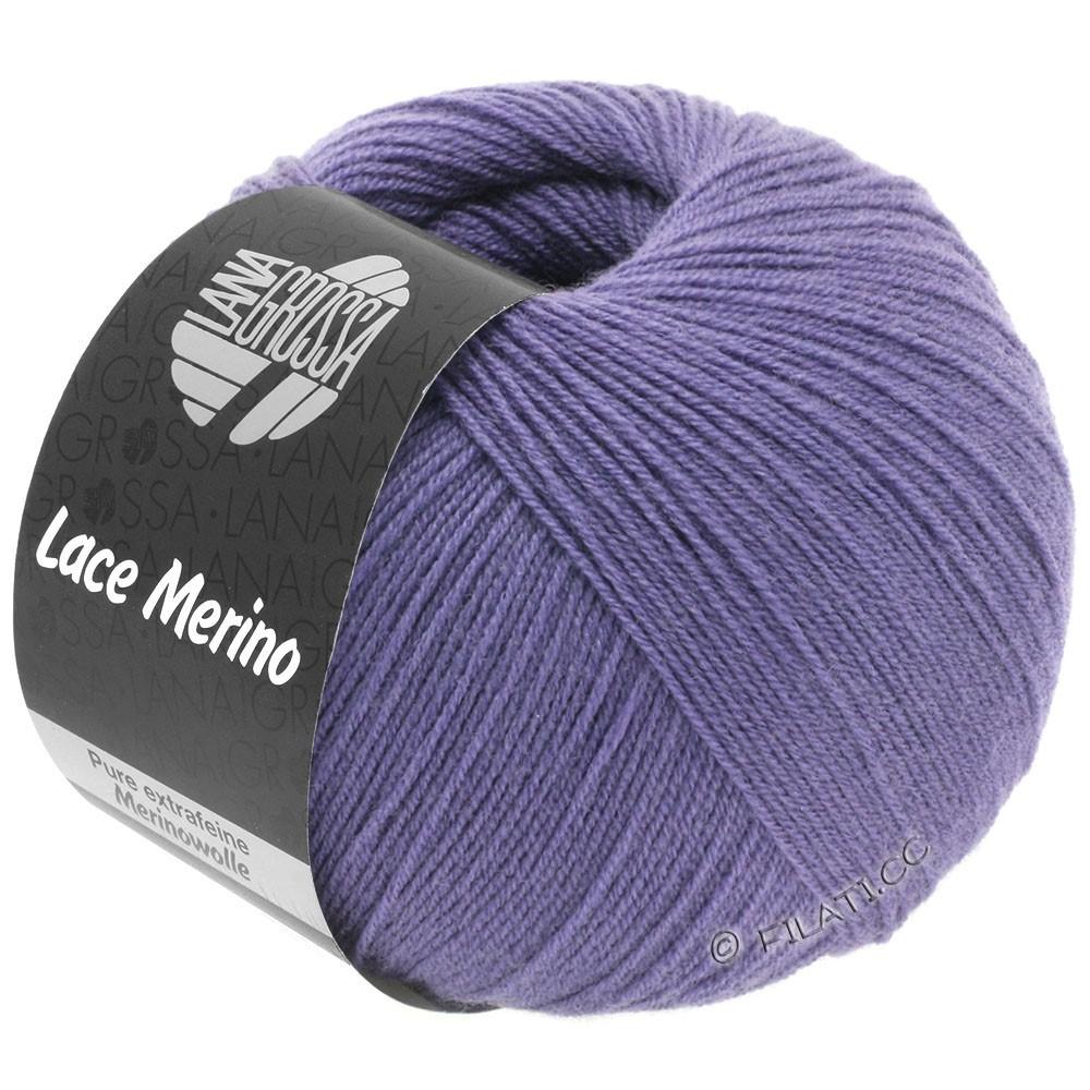 Lana Grossa LACE Merino  Uni | 54-lavender