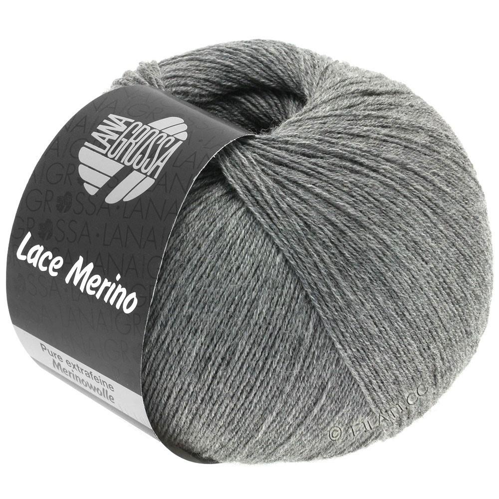 Lana Grossa LACE Merino  Uni | 61-pearl gray