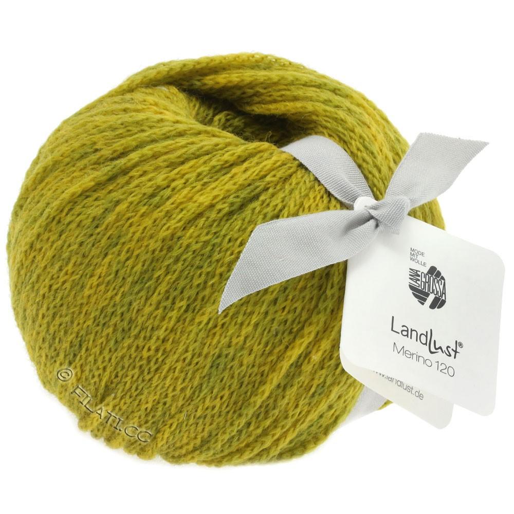 Lana Grossa LANDLUST MERINO 120 | 114-pistachio