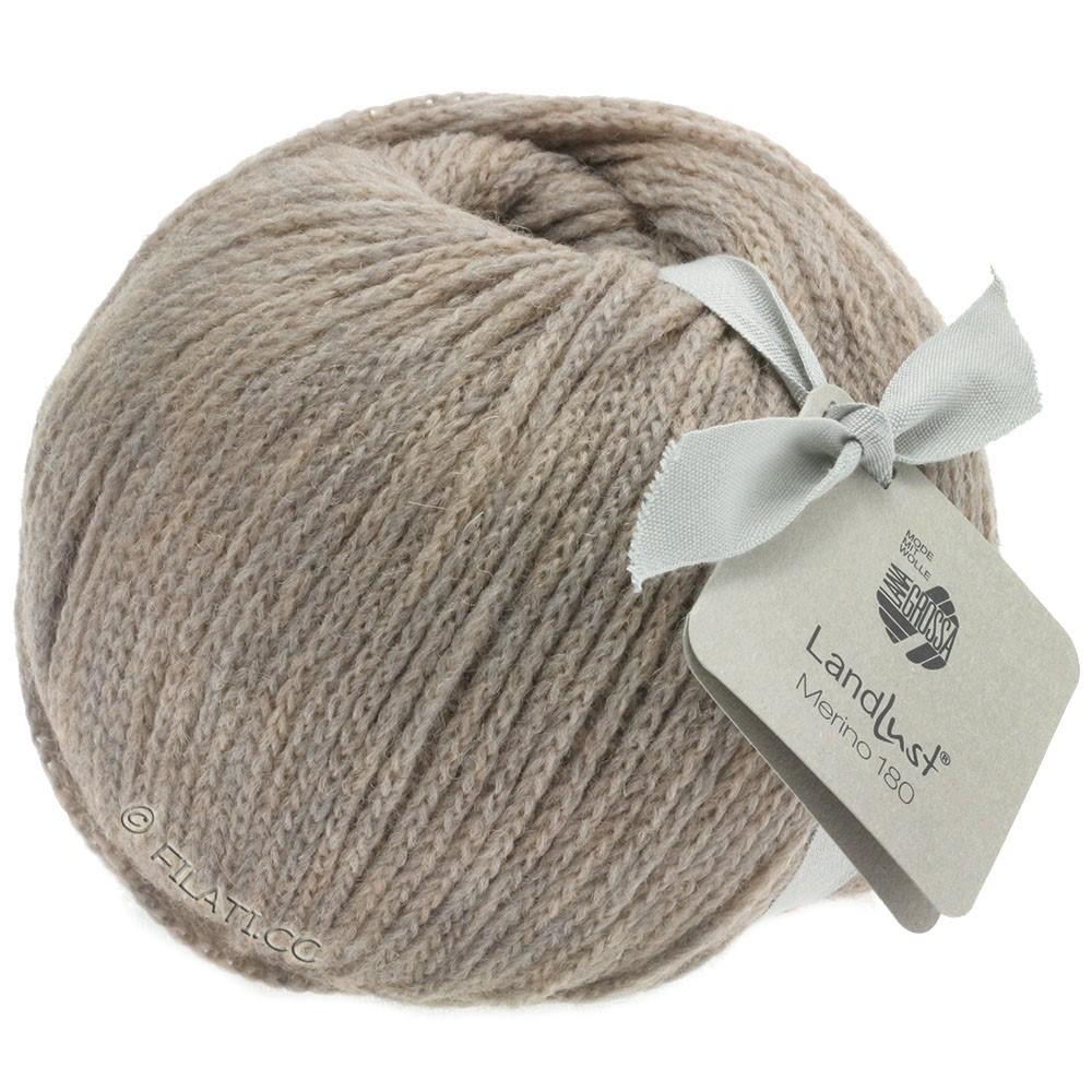 Lana Grossa LANDLUST MERINO 180 | 204-gray beige