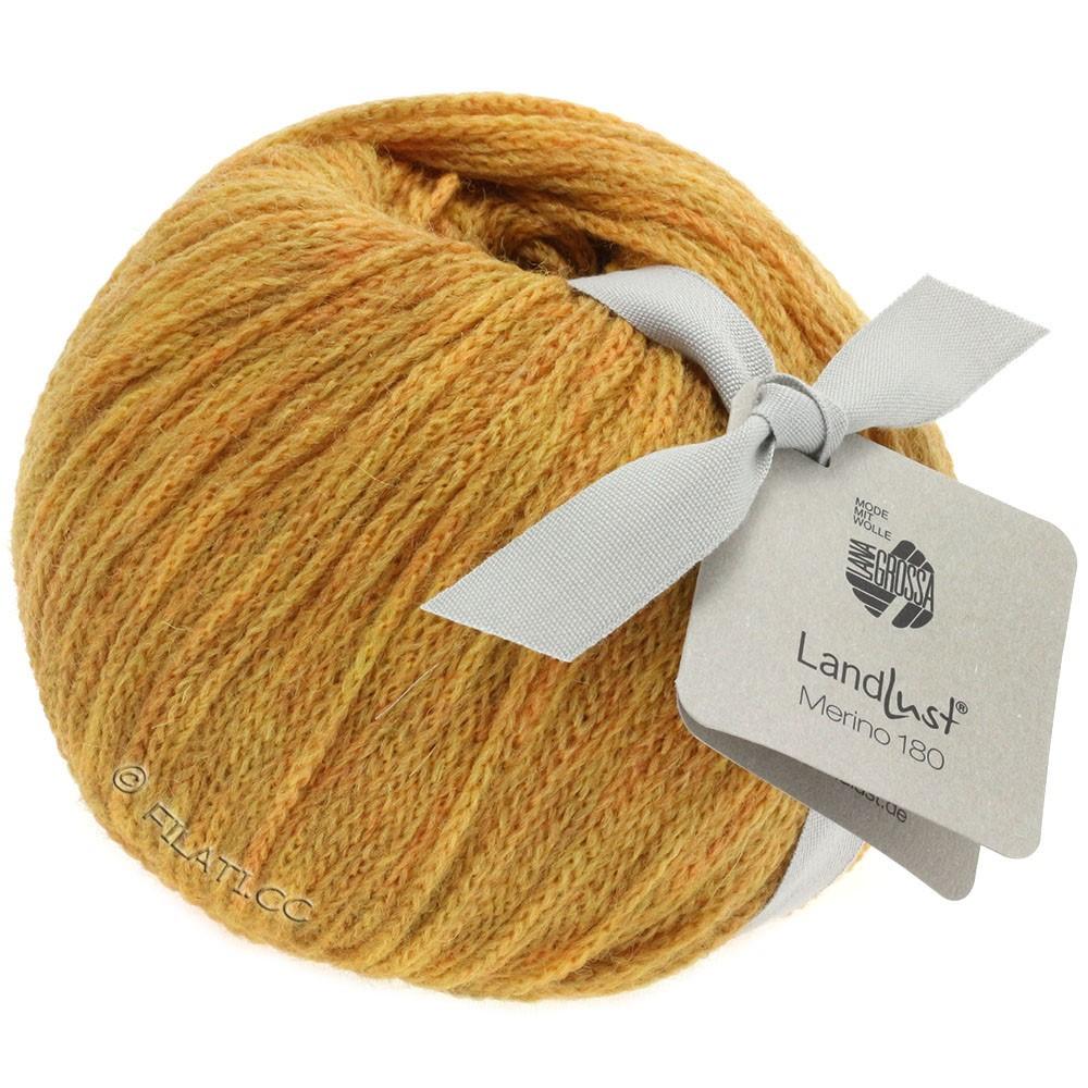 Lana Grossa LANDLUST MERINO 180 | 213-honey yellow