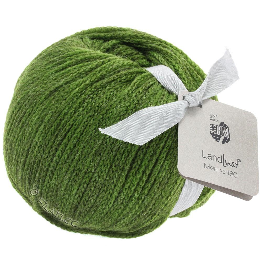 Lana Grossa LANDLUST MERINO 180 | 217-green