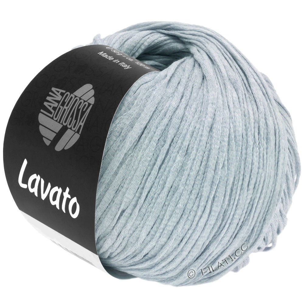 Lana Grossa LAVATO | 15-light blue mottled