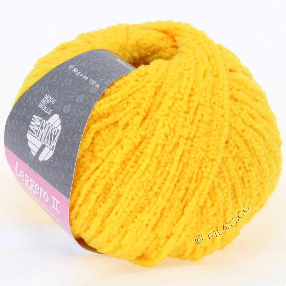 Lana Grossa LEGGERO II Uni | 01-yellow