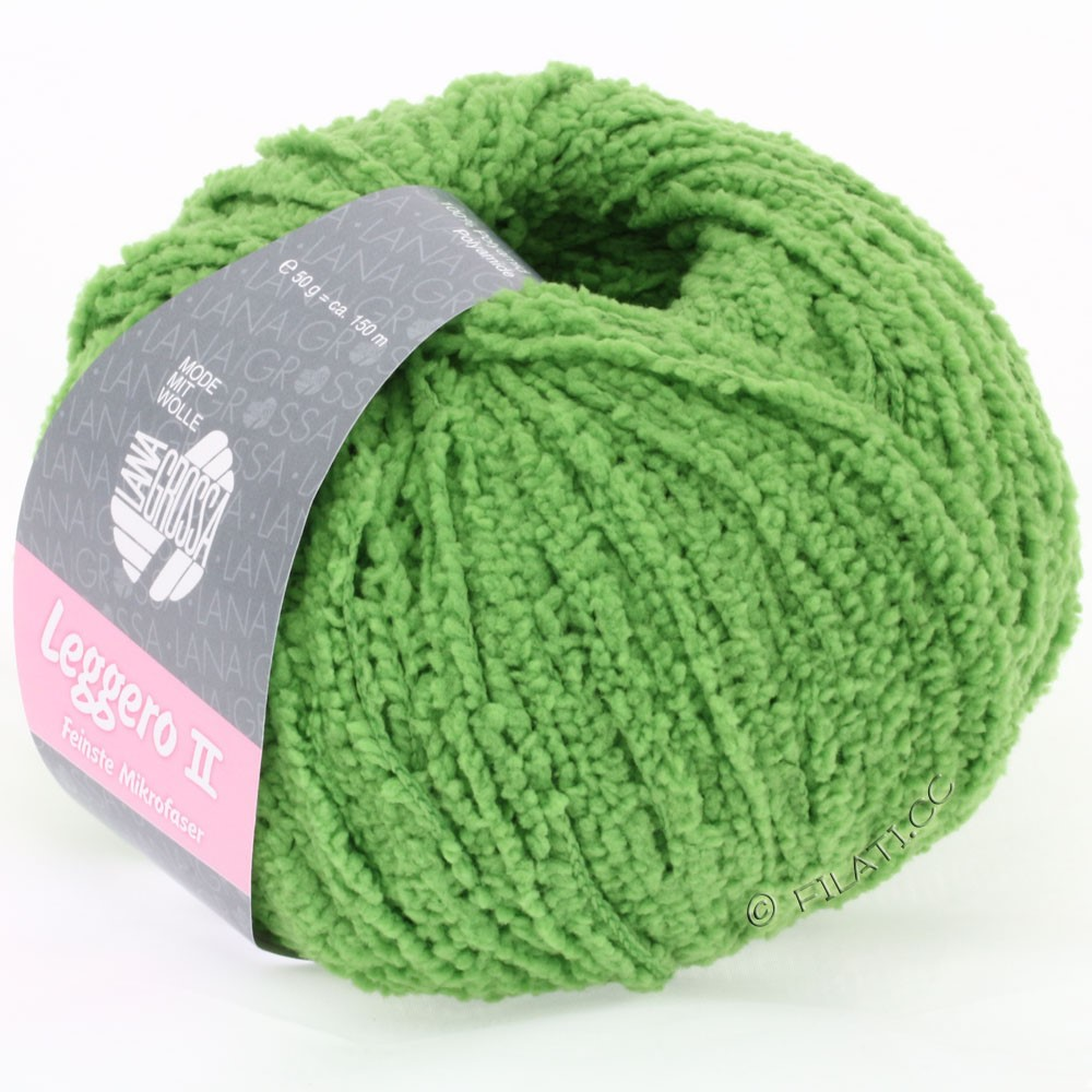Lana Grossa LEGGERO II Uni | 06-green