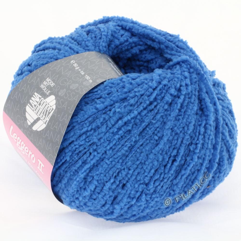 Lana Grossa LEGGERO II Uni | 07-blue
