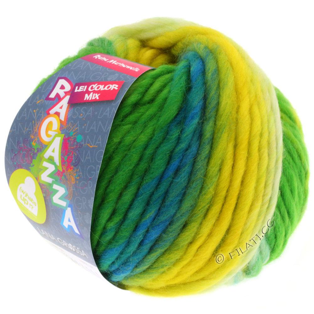 Lana Grossa LEI Mouliné/Color Mix/Spray (finishing colors) | LEI ...