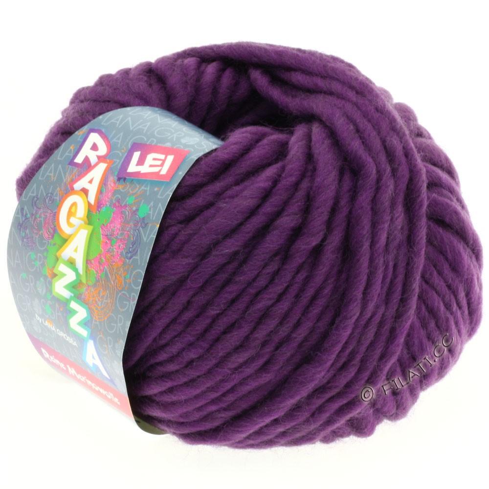 Lana Grossa LEI  Uni/Neon (Ragazza) | 008-purple