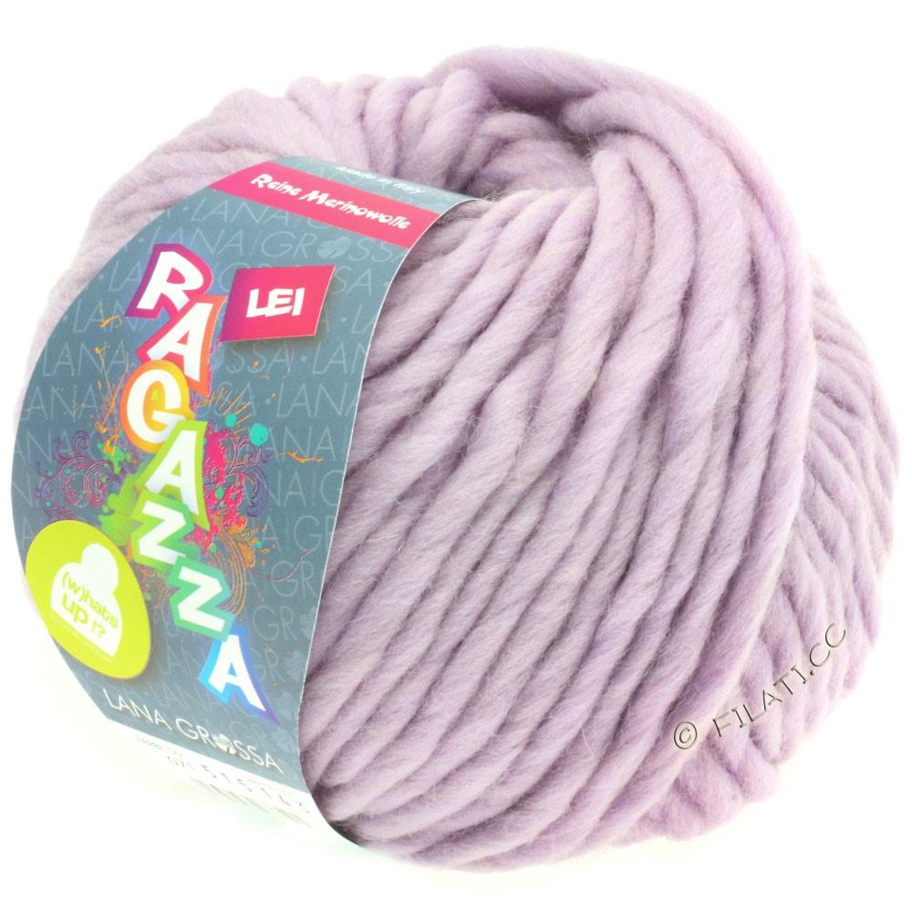 Lana Grossa LEI  Uni/Neon (Ragazza) | 071-pale lilac