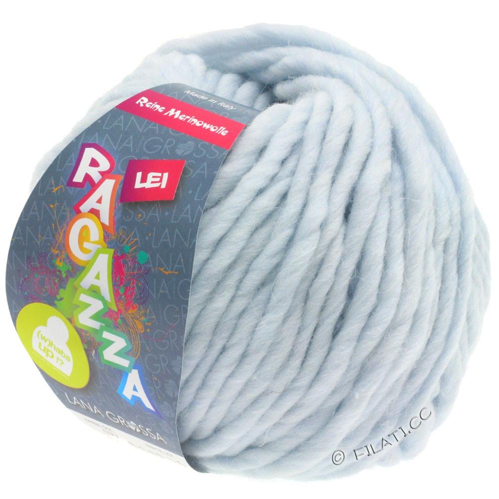 Lana Grossa LEI  Uni/Neon (Ragazza) | 077-pale blue
