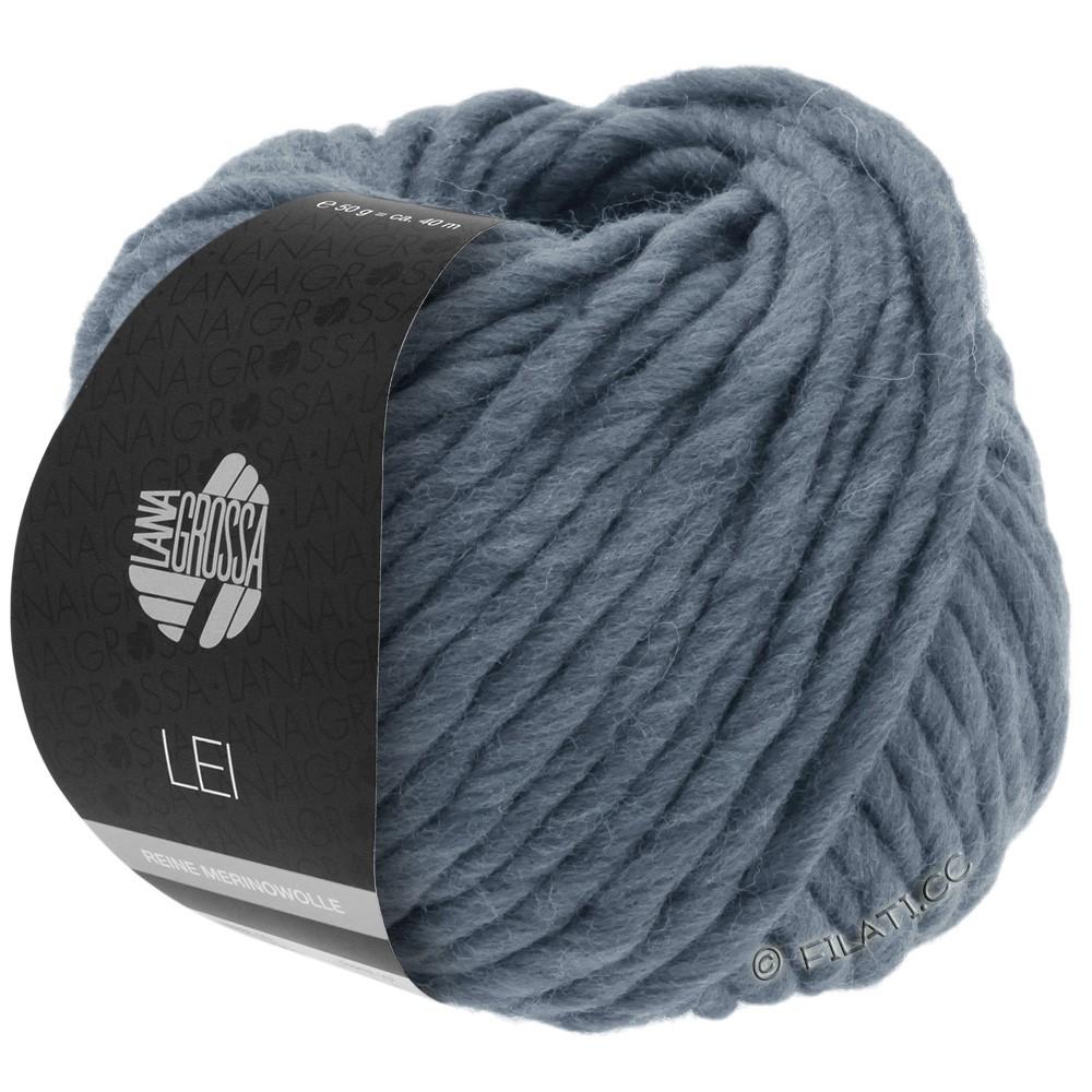 Lana Grossa LEI  Uni/Neon (Ragazza) | 080-pigeon blue