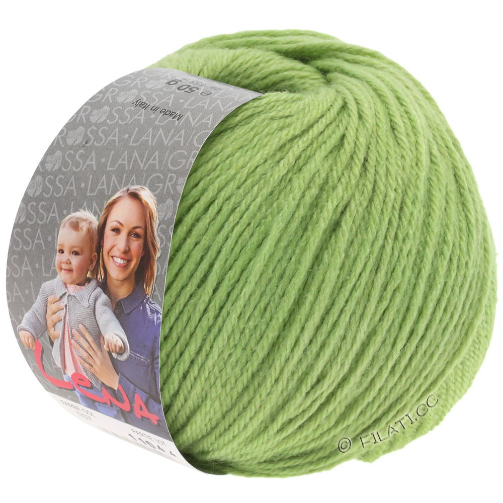 Lana Grossa LENA | 16-linden green