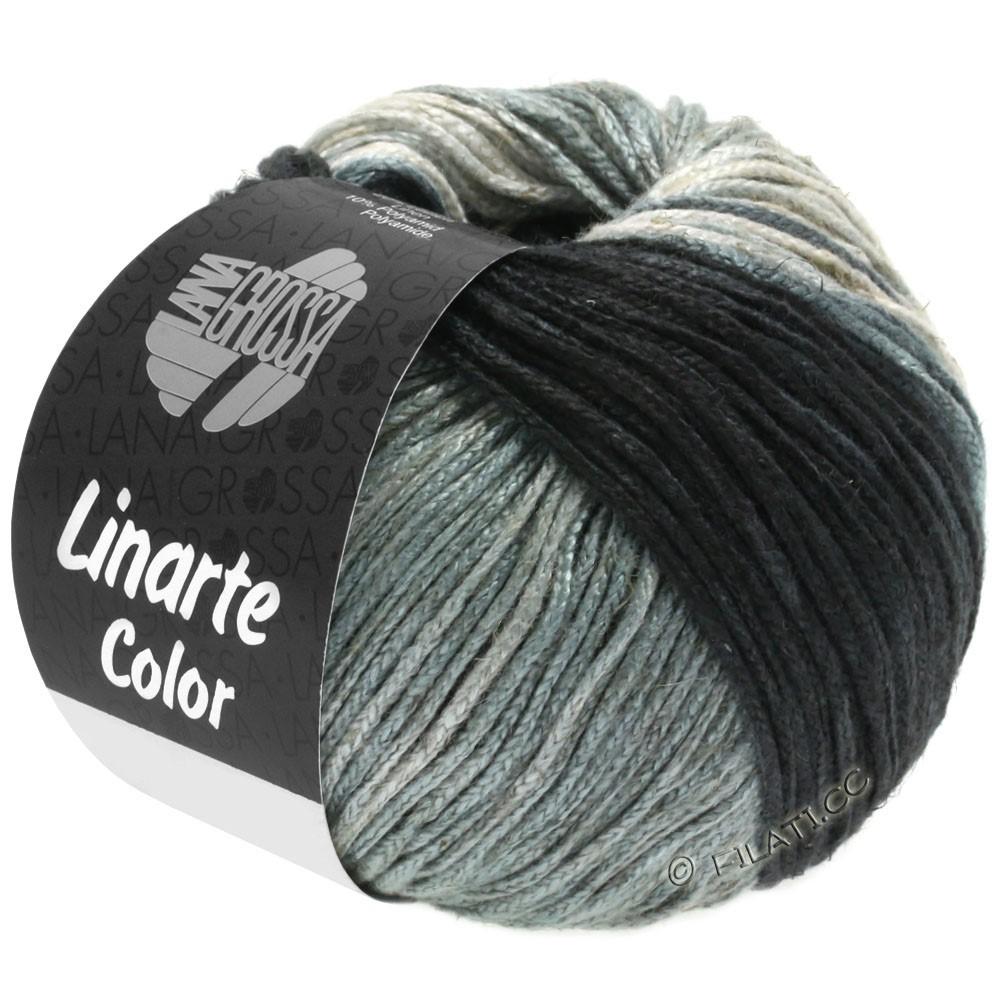 Lana Grossa LINARTE Color | 207-gray beige/stone gray/quartz gray/slate gray/anthracite