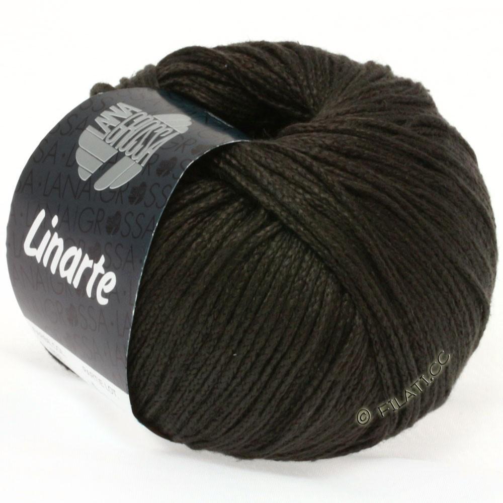 Lana Grossa LINARTE | 36-black brown