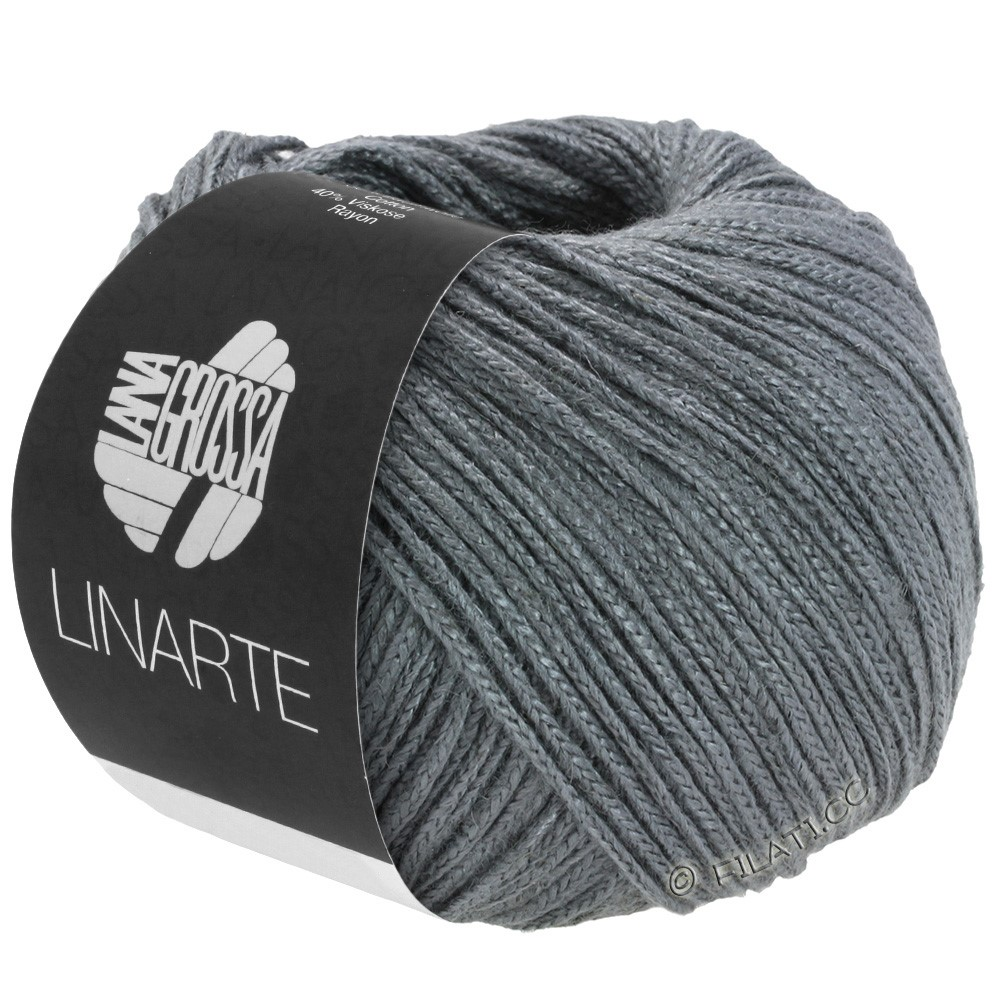 Lana Grossa LINARTE | 46-dark gray