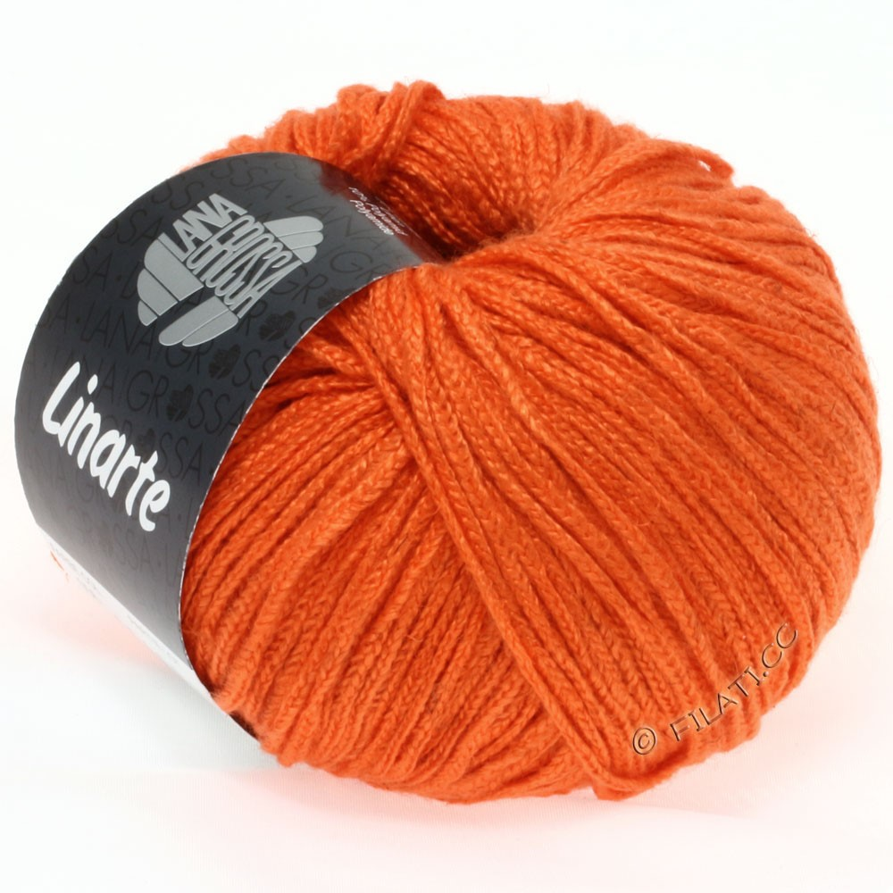 Lana Grossa LINARTE | 56-mandarine