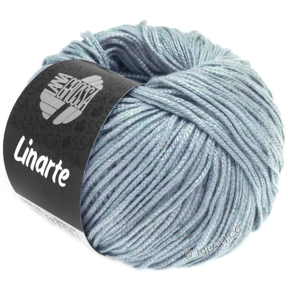 Lana Grossa LINARTE | 70-light blue