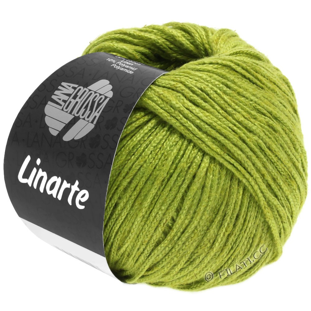 Lana Grossa LINARTE | 79-yellow green