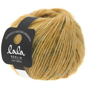 Lana Grossa LOVELY COTTON Inserto (lala BERLIN) | 105-camel/nougat