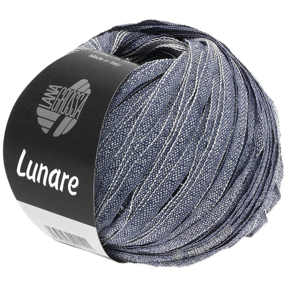 Lana Grossa LUNARE   11-dark blue