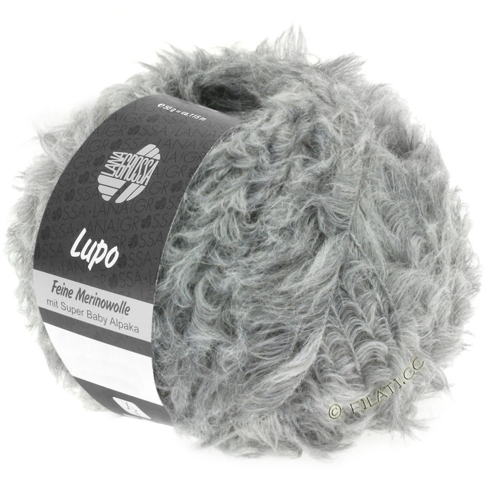 Lana Grossa LUPO | 03-gray