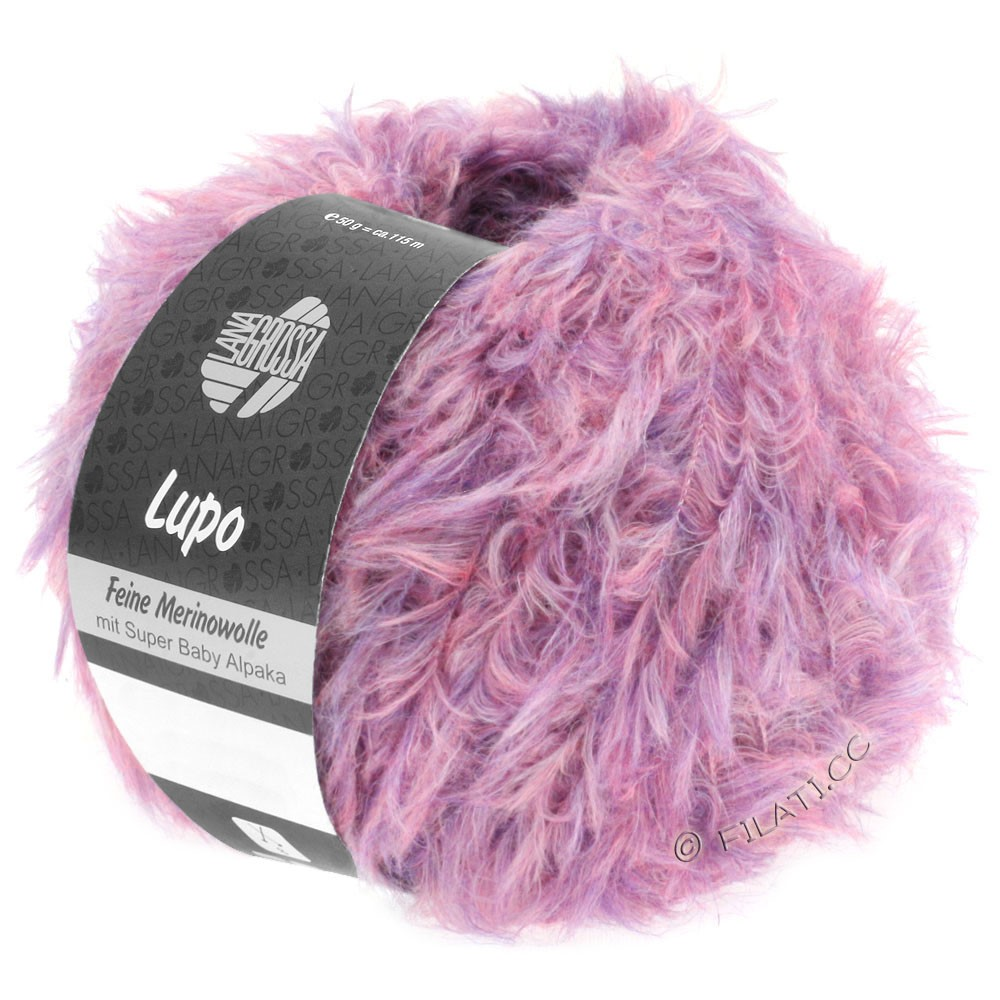 Lana Grossa LUPO | 07-antique pink