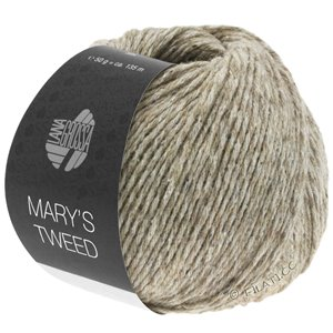 Lana Grossa MARY'S TWEED | 02-taupe mottled