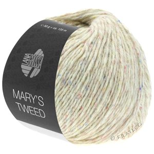 Lana Grossa MARY'S TWEED | 03-natural mottled