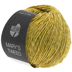 Lana Grossa MARY'S TWEED | 08-mustard mottled
