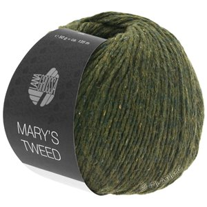 Lana Grossa MARY'S TWEED | 09-loden mottled