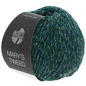Lana Grossa MARY'S TWEED | 10-dark petrol mottled