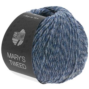 Lana Grossa MARY'S TWEED | 12-gray blue mottled