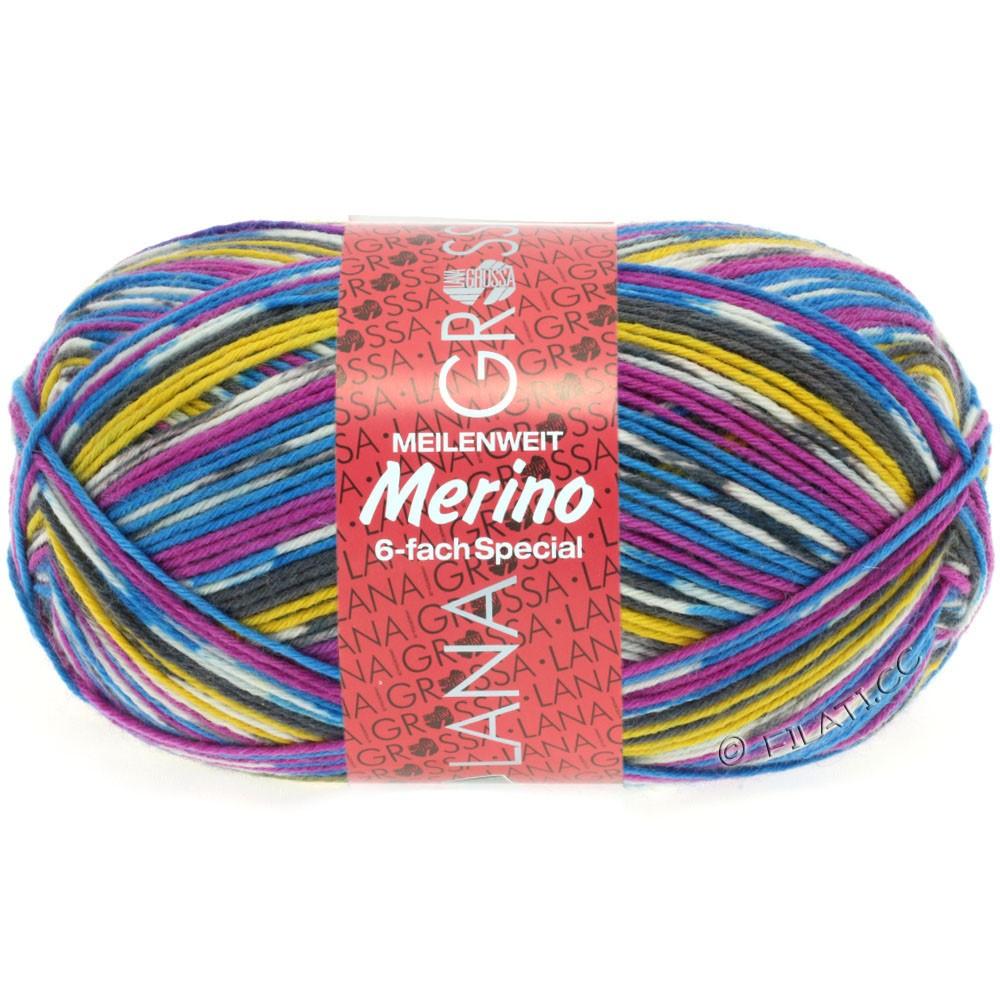 Lana Grossa MEILENWEIT 6-FACH 150g Merino | 9111-