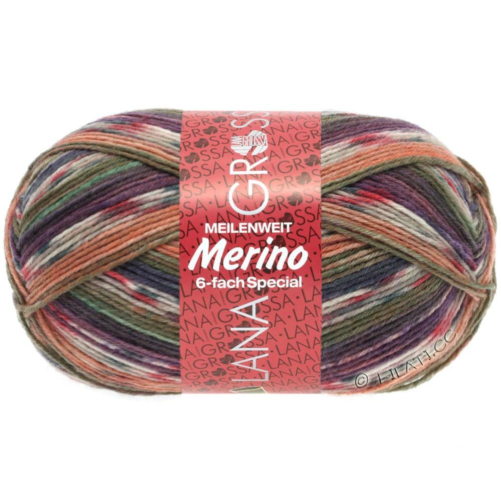 Lana Grossa MEILENWEIT 6-FACH 150g Merino | 9169-