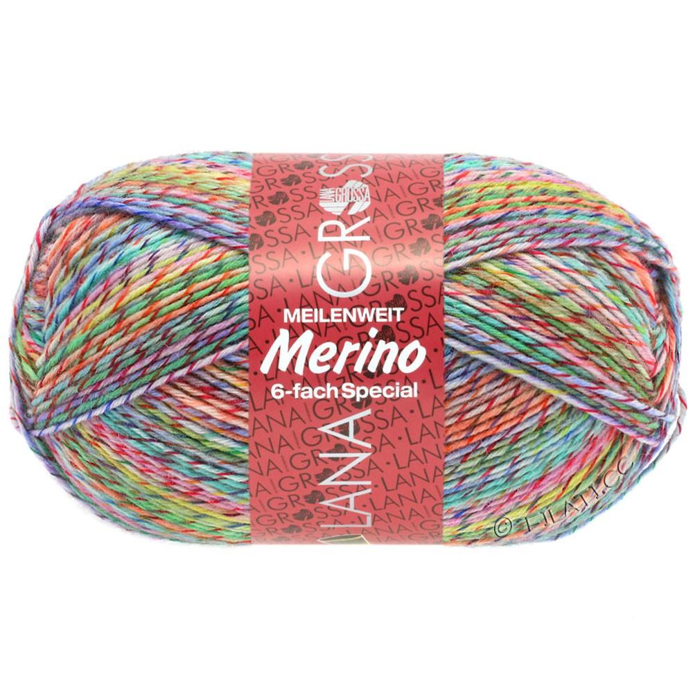 Lana Grossa MEILENWEIT 6-FACH 150g Merino | 9171-