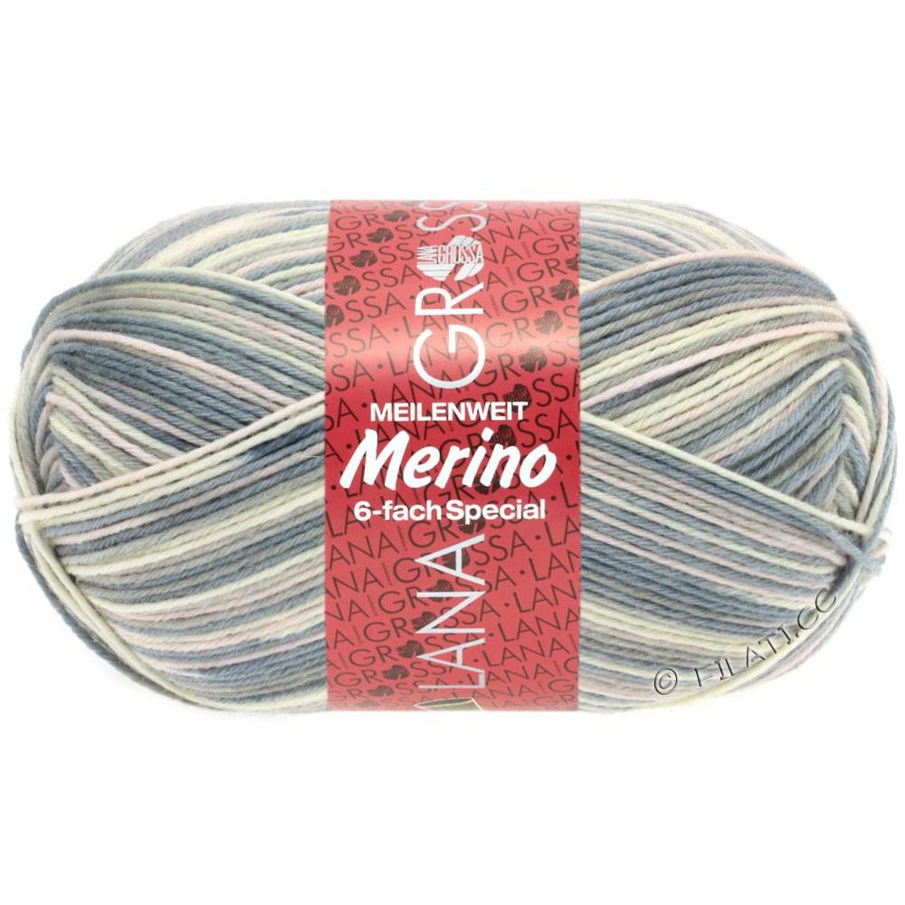 Lana Grossa MEILENWEIT 6-FACH 150g Merino   9174-