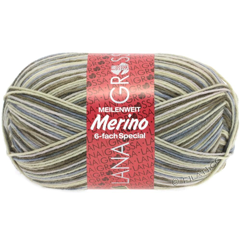 Lana Grossa MEILENWEIT 6-FACH 150g Merino | 9176-