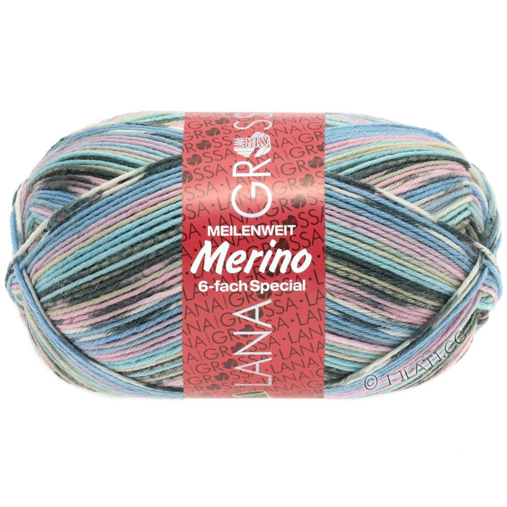 Lana Grossa MEILENWEIT 6-FACH 150g Merino | 9178-