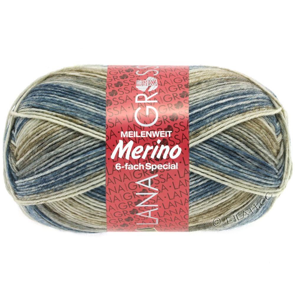 Lana Grossa MEILENWEIT 6-FACH 150g Merino | 9181-