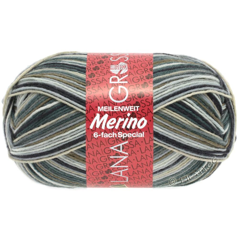 Lana Grossa MEILENWEIT 6-FACH 150g Merino | 9182-