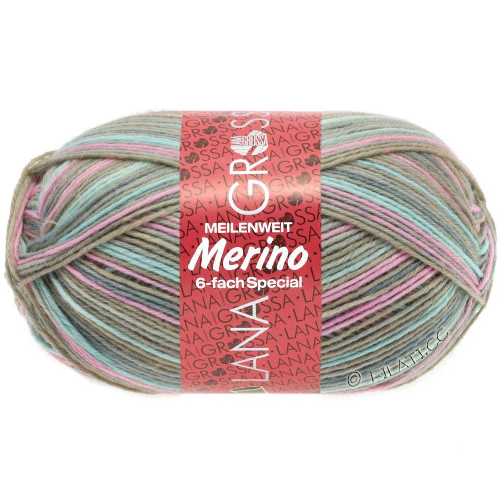 Lana Grossa MEILENWEIT 6-FACH 150g Merino | 9183-