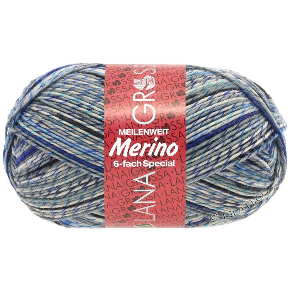 Lana Grossa MEILENWEIT 6-FACH 150g Merino | 9313-