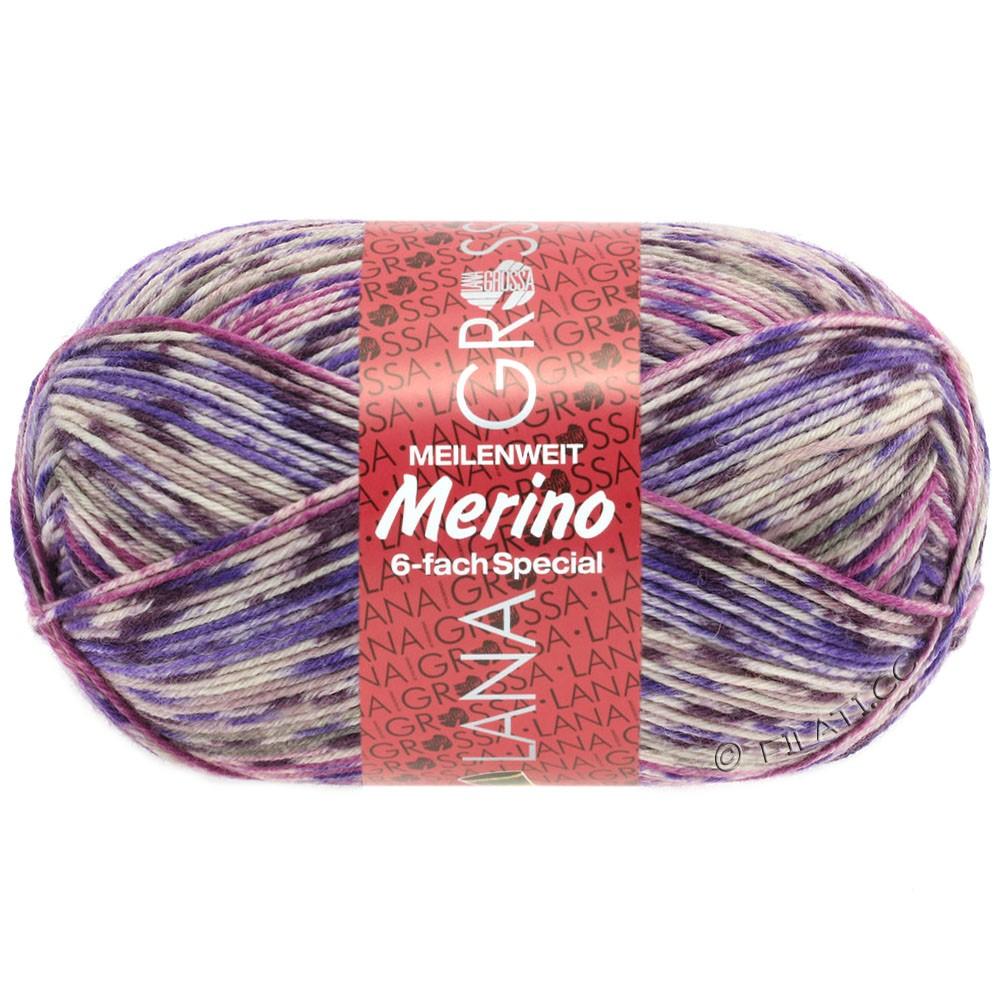 Lana Grossa MEILENWEIT 6-FACH 150g Merino | 9321-