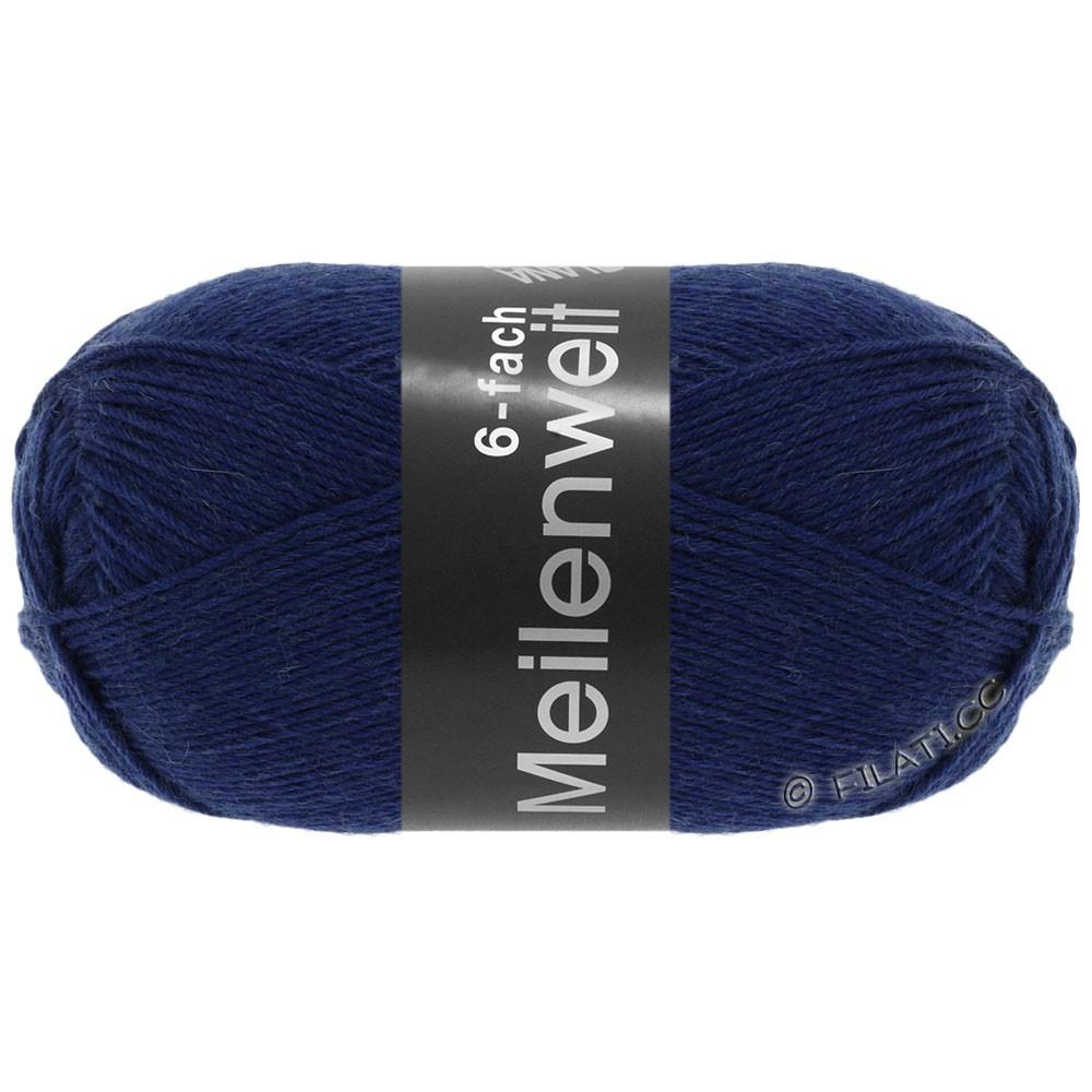 Lana Grossa MEILENWEIT 6-FACH 150g Uni | 8962-dark blue