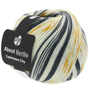 Lana Grossa MEILENWEIT 100g Cashmere City (ABOUT BERLIN) | 861-