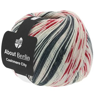Lana Grossa MEILENWEIT 100g Cashmere City (ABOUT BERLIN) | 863-