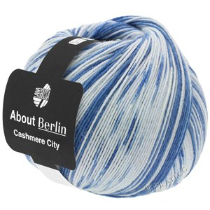 Lana Grossa MEILENWEIT 100g Cashmere City (ABOUT BERLIN) | 864-