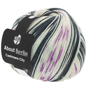 Lana Grossa MEILENWEIT 100g Cashmere City (ABOUT BERLIN) | 866-