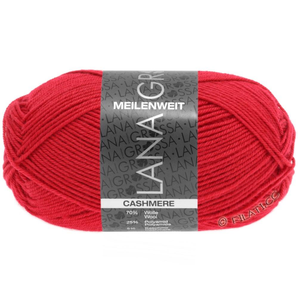 Lana Grossa MEILENWEIT 50g Cashmere | 06-red