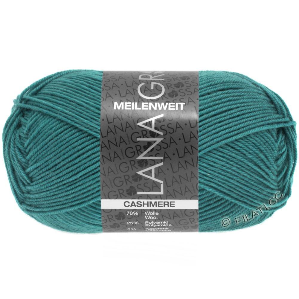 Lana Grossa MEILENWEIT 50g Cashmere | 11-turquoise